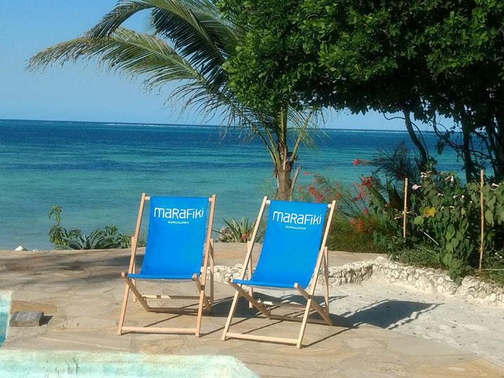 Leżaki plażowe do hoteli pensjonatów i domków