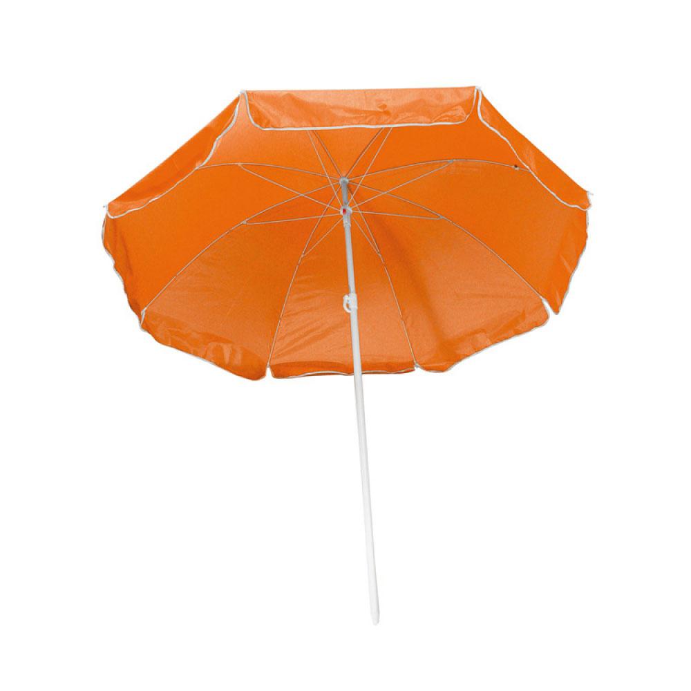 parasol plażowy z logo firmy